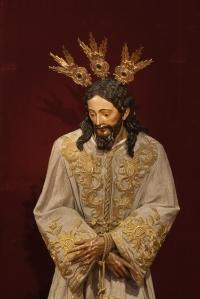 Besamanos Señor Del Silencio Ante el Desprecio de Herodes 2010