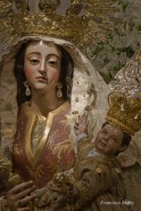 Virgen de la Salud (San Isidoro) Besamanos 2010