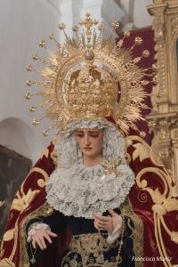 Virgen de la Lágrimas Besamanos 2010