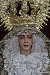 Besamanos Virgen del Refugio 2011